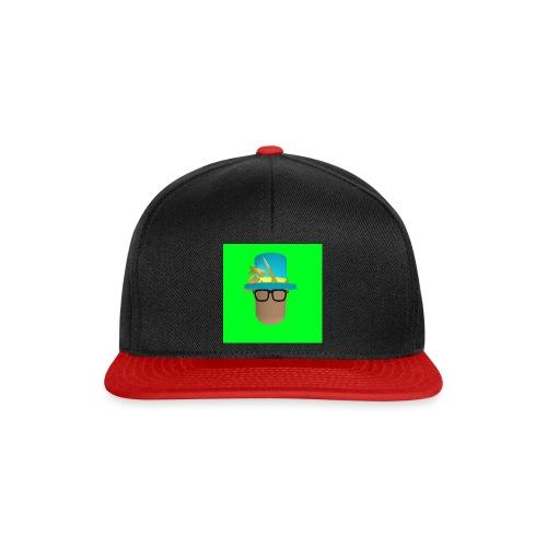 MrWhatWhat Logo Merch - Snapback Cap