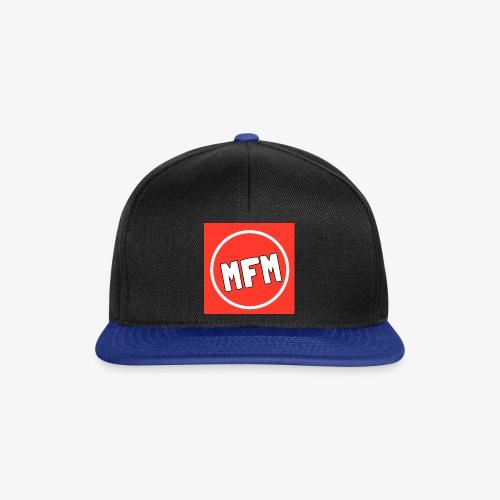 MrFootballManager Clothing - Snapback Cap