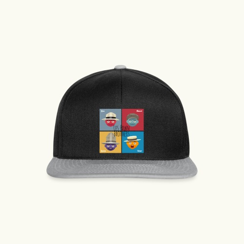 Les Pawn Brothers - Casquette snapback