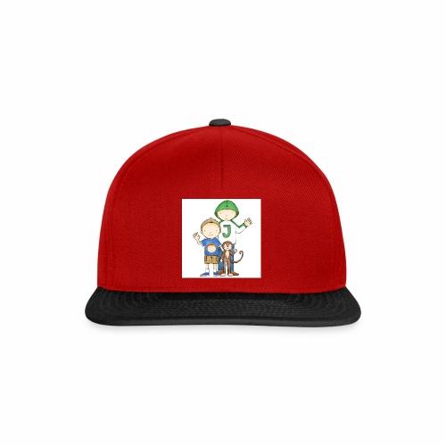 Job & Jelle   Broertjes - Snapback cap