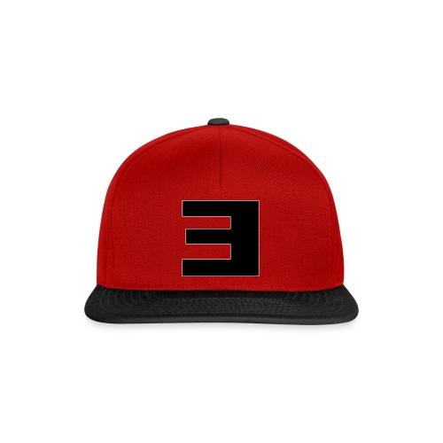 E-capdesign3 - Snapback Cap