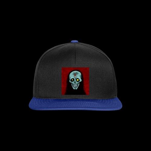 Ghost skull - Snapback Cap