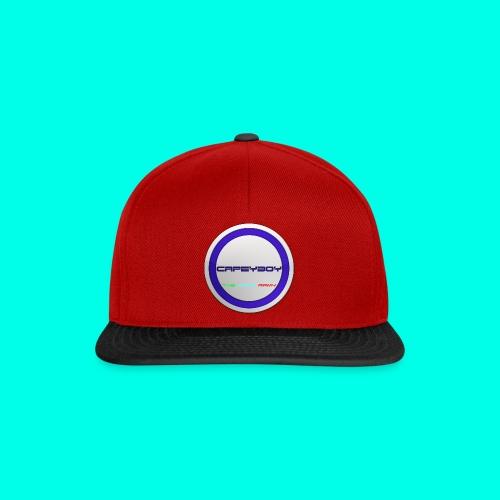 Cape Logo - Snapback Cap