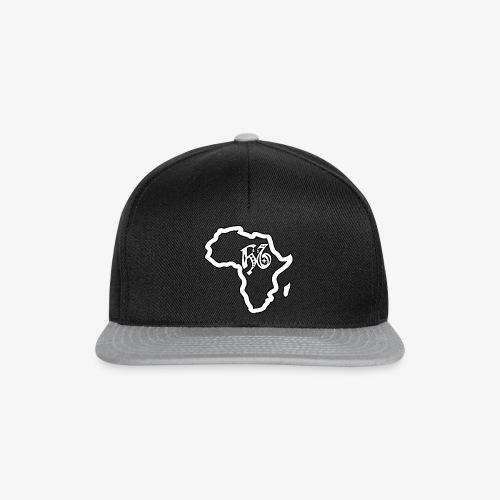 afrika pictogram - Snapback cap