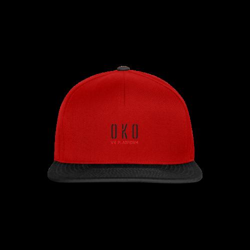 OKO VR PLATFORM - Snapback Cap