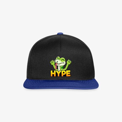 Ödlan Hype - Snapbackkeps