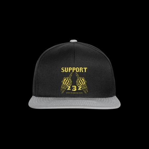 SUPPORT1 - Snapback Cap