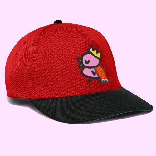 Royal Pinkguin - Snapback Cap