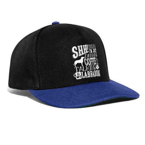 SHH Labrador Coffee 3 - Snapback Cap