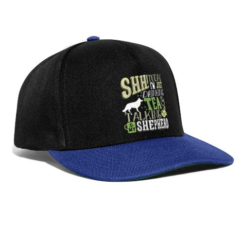 SHH GSD Tea 4 - Snapback Cap