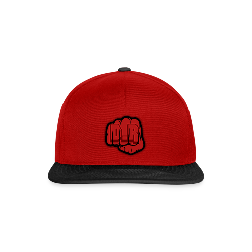 DigitalRelic Big Fist Logo - Snapbackkeps