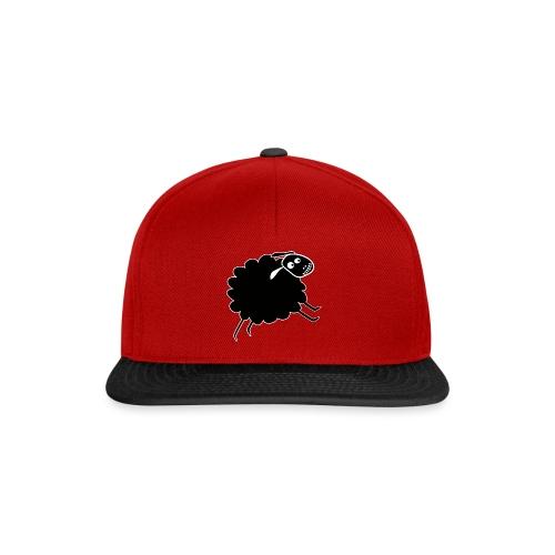 Schwarzes Schaf - Snapback Cap