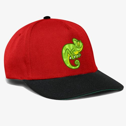 Chameleon - Snapback Cap