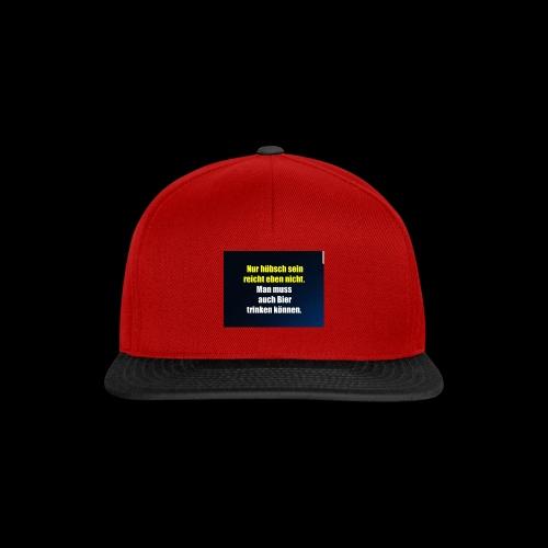 Bierlovers - Snapback Cap