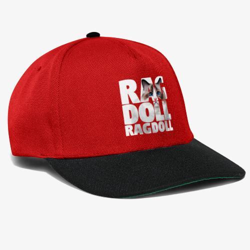 Ragdoll I - Snapback Cap