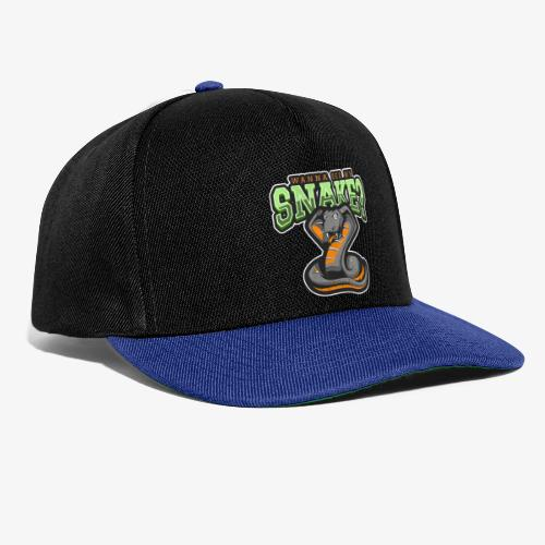 Wanna see my Snake III - Snapback Cap