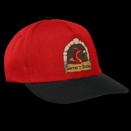 Taverne zum roten Drachen [Official] - Snapback Cap