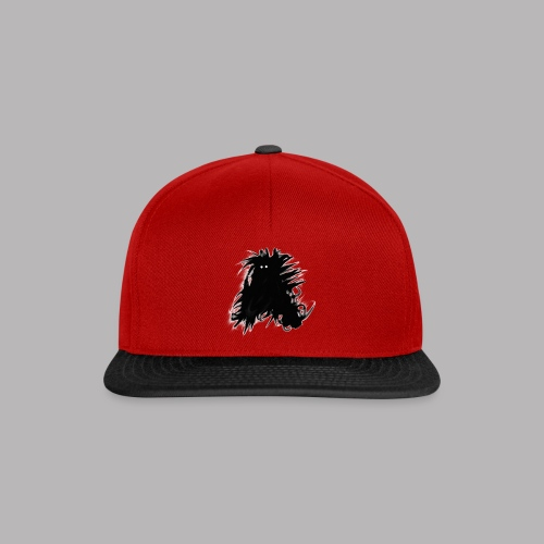 Alan at Attention - Snapback Cap
