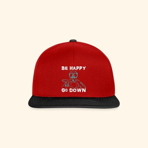 BeHappy001 - Snapback cap