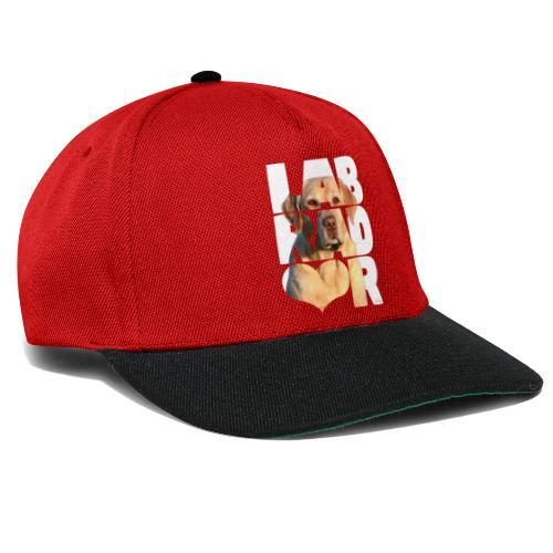 NASSU Labbis Yellow III - Snapback Cap