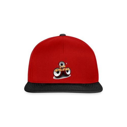 C-N-P .. Is My Style Logo - Snapback Cap