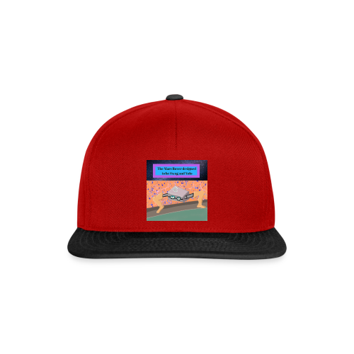 The Mars Rover designed to be Swag and Yolo - Snapback Cap