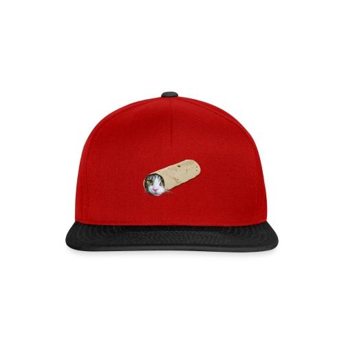 purrrito - Snapback cap
