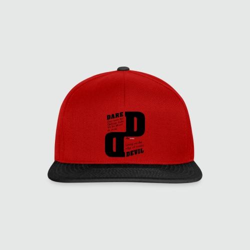dare - Snapback cap