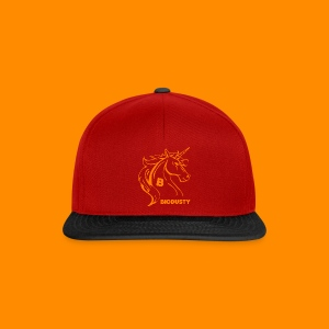 BIODUSTY UNICORN VROUWENSHIRT - Snapback cap
