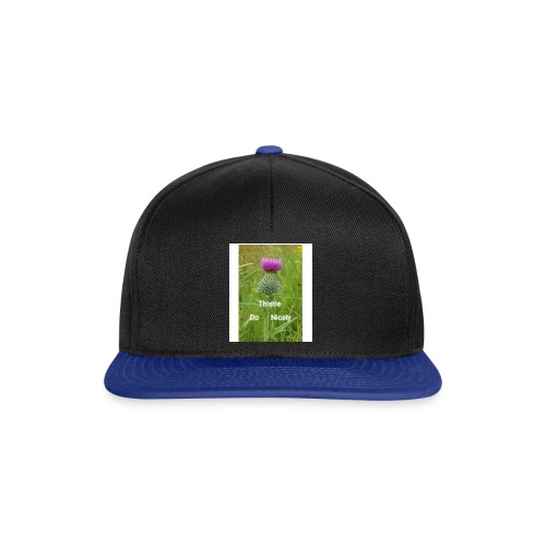 IMG 20180301 221949 Thistle Do Nicely - Snapback Cap