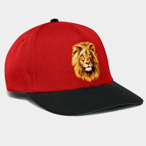 Lion face - Snapback Cap