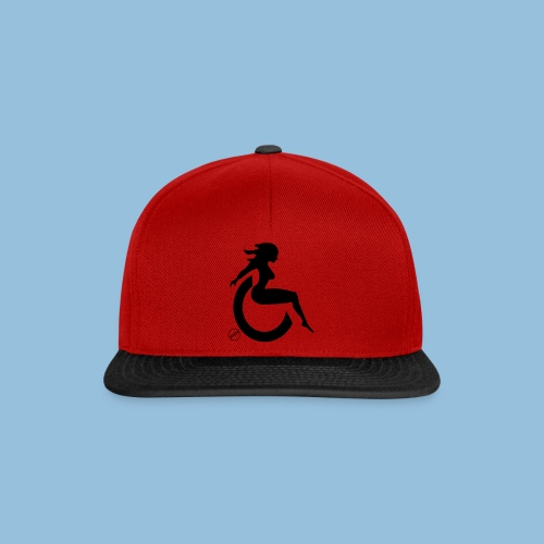 Sexywheelchairlady1 - Snapback cap
