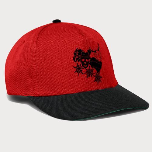Tracht Old School - Snapback Cap
