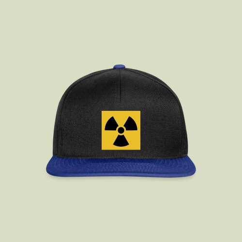 Radiation warning - Snapback Cap