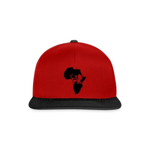 lion_of_judah_africa - Snapback Cap