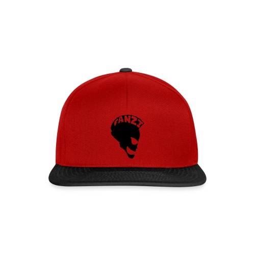 Fanzi motivation skull - Casquette snapback