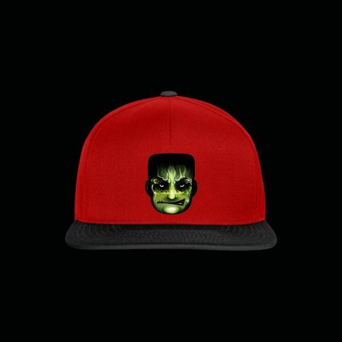 Frankenstein_logo - Snapback cap