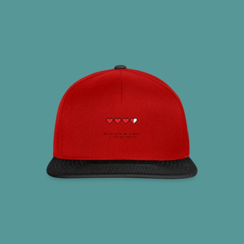 The Legend of Drunk - Snapback cap