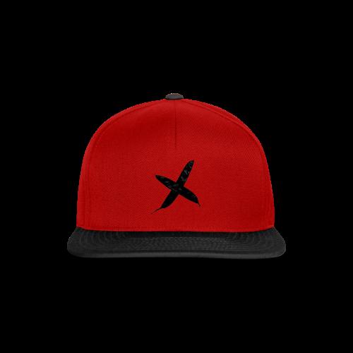 bohne black - Snapback Cap