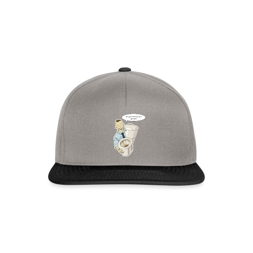 Keep Clean - Snapback Cap