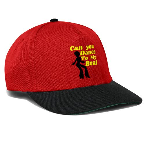 Can you dance to my beat Disco Soul Sister - Snapback Cap