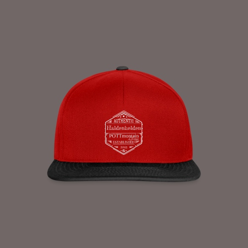 Haldenhelden Denim No.1w - Snapback Cap