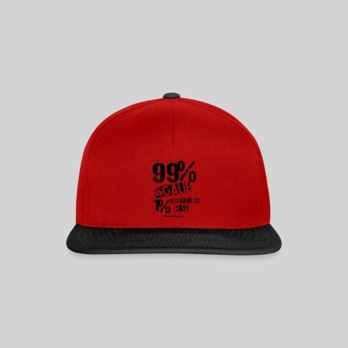 99% Goalie - Snapback Cap