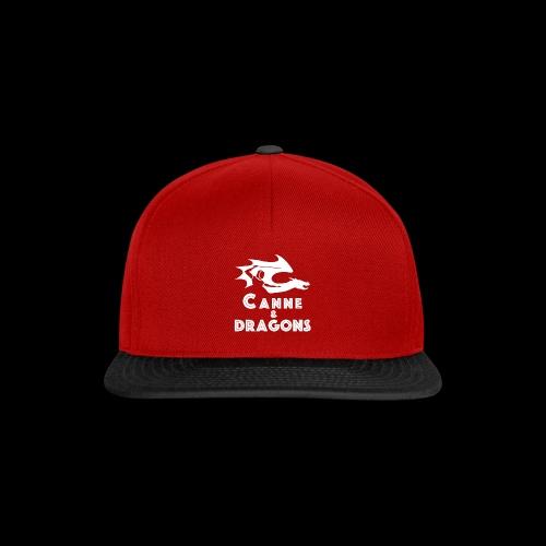 logoC D N B - Casquette snapback
