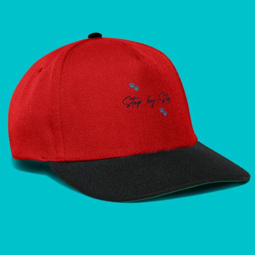 Step by Step (zampine azzurre) - Snapback Cap