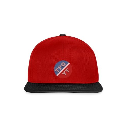 The Official TPG Cap - Snapback Cap