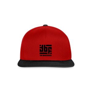 the beatfreekz logo 3 black - Snapback Cap