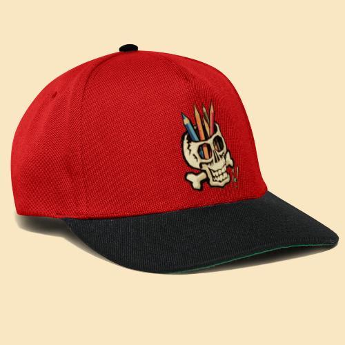 Pencilskull - Snapback Cap