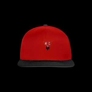 M C Tees NEW Logo on the NEW collection - Snapback Cap