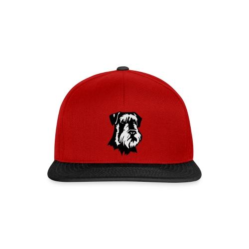 Riesensnautzer head - Snapback Cap